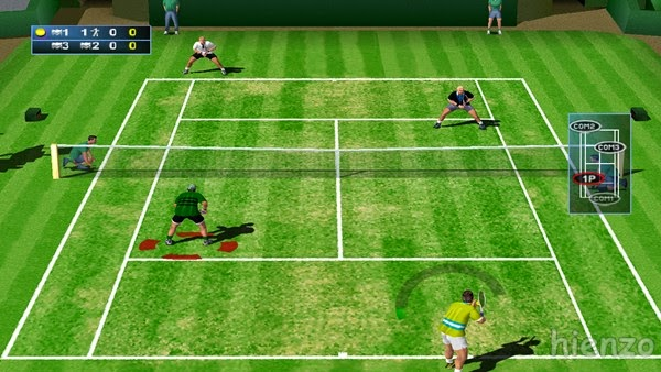 Agassi Tennis Generation PC Game