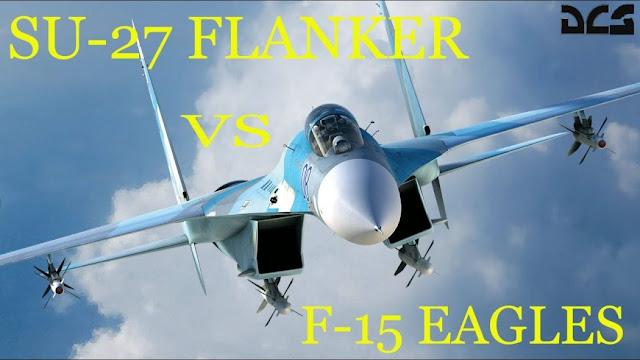 Βίντεο Σοκ Αερομαχία Su 27 με F 15 Πάνω Από Τη Μαύρη Θάλασσα! Ποιός Κέρδισε?