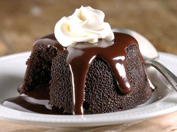 no bake chocolate molten lava cake suggestion