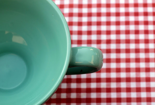 Fill Your Cup With Good Things, Living from Glory To Glory Blog