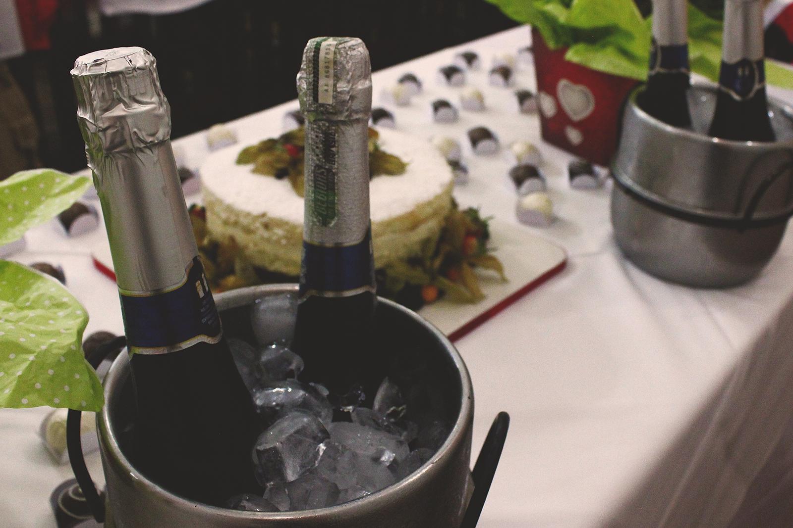 champagne, espumante, noivado