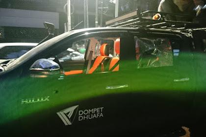"""Tim Medis Dompet Dhuafa Diserang Aparat Keamanan """"Tim medis saja dibantai..gile"""""""
