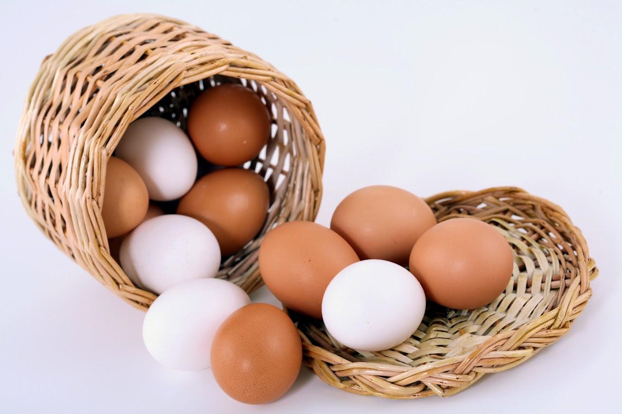 Cosas que pasan en tu cuerpo cuando comes huevos
