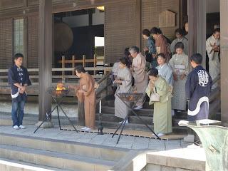 建長寺の茶筅供養