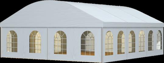 Tenda Roder Melengkung