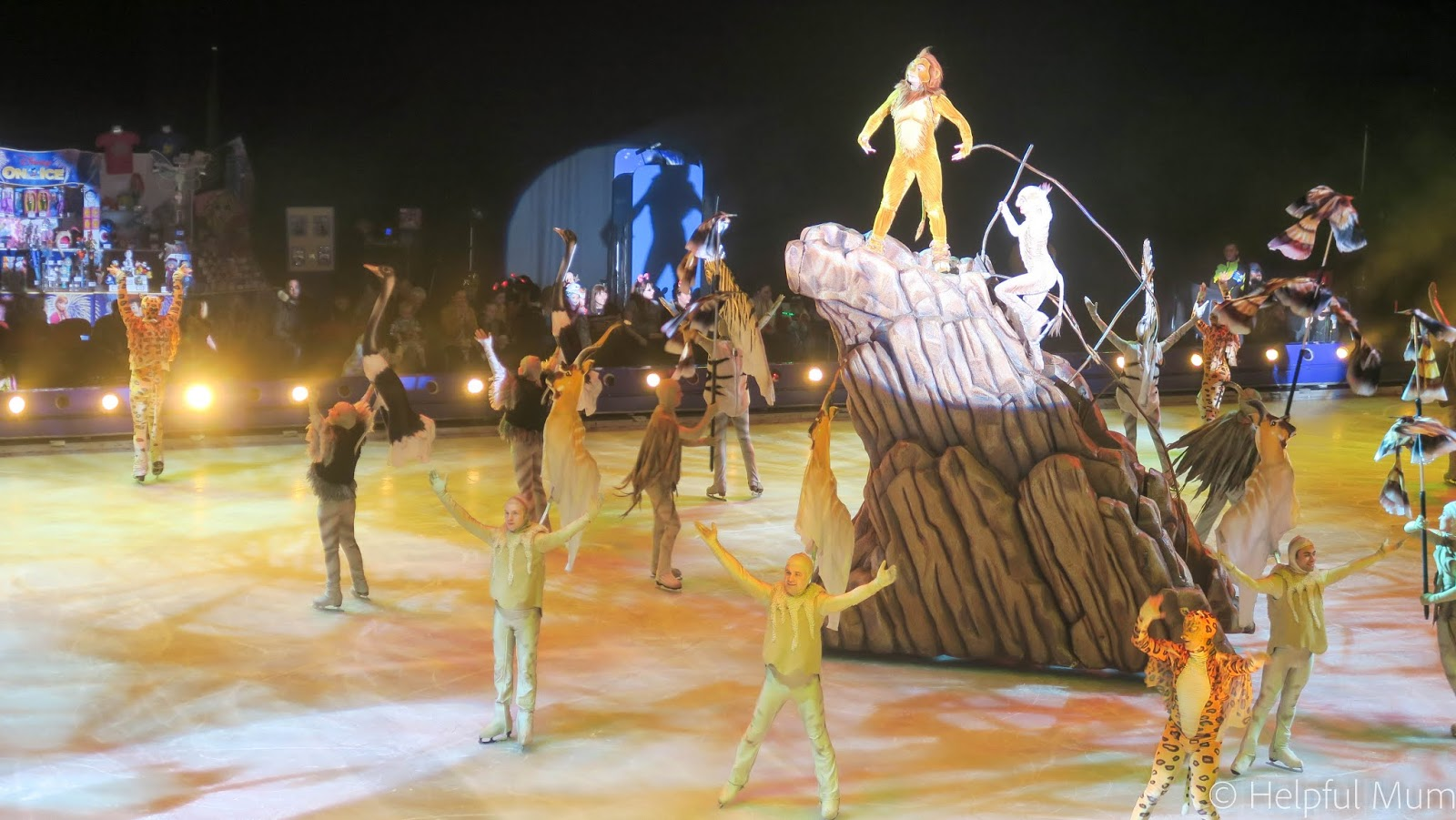 The Lion King Disney on Ice