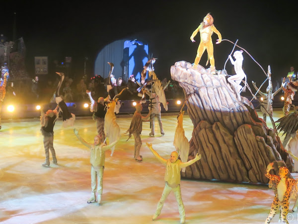 The Wonderful World of Disney On Ice Review #adgifted