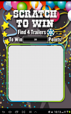 Scratch and win with AppTrailers