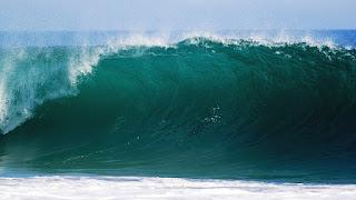 Mengapa air laut rasanya asin, berikut alasannya