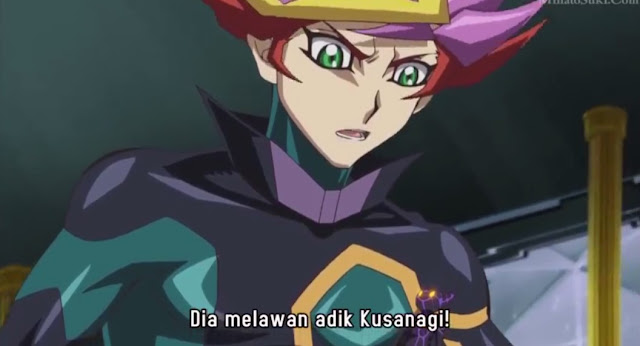 Yu-Gi-Oh! Vrains Episode 79 Subtitle Indonesia