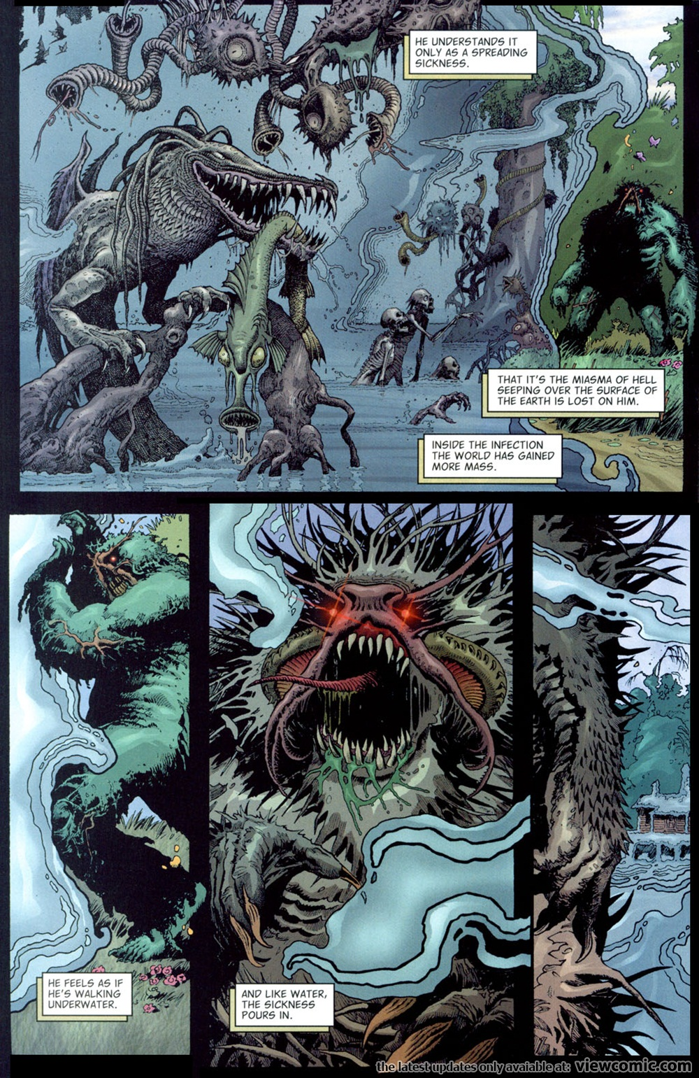 Swamp Thing v4 010 | Vietcomic.net reading comics online for free