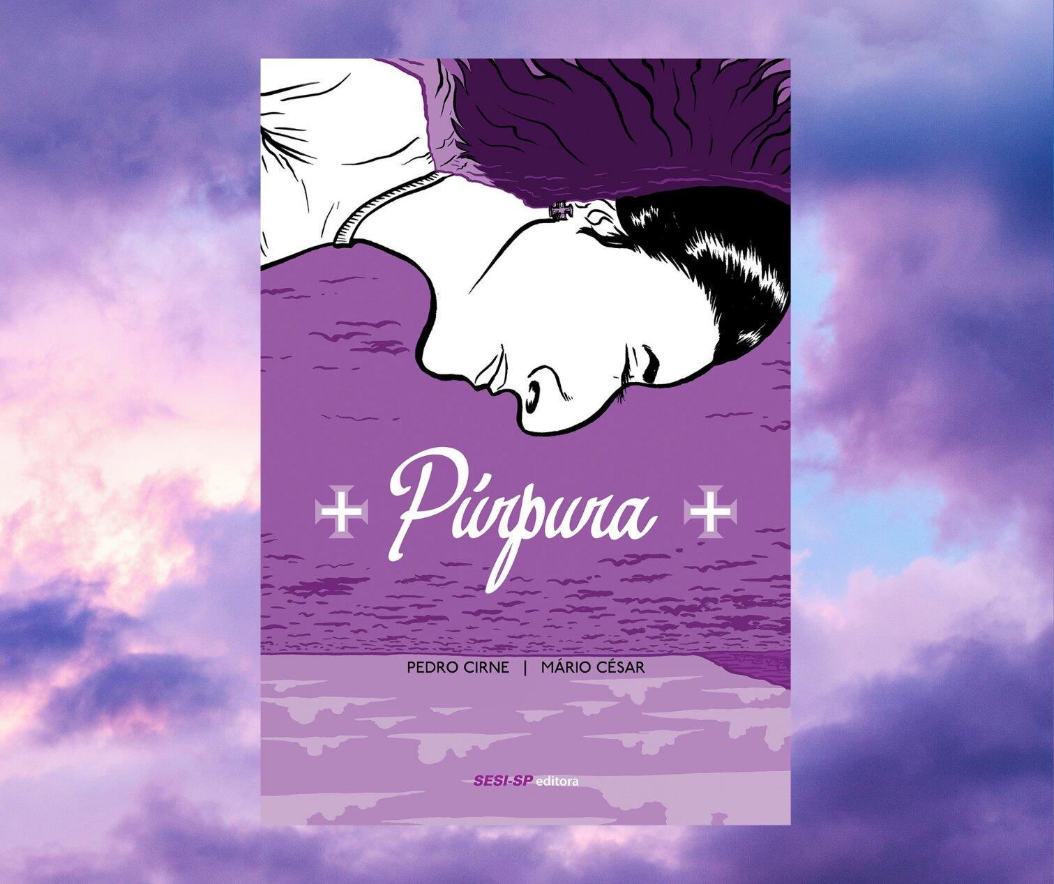 Resenha: Púrpura, de Pedro Cirne e Mário César