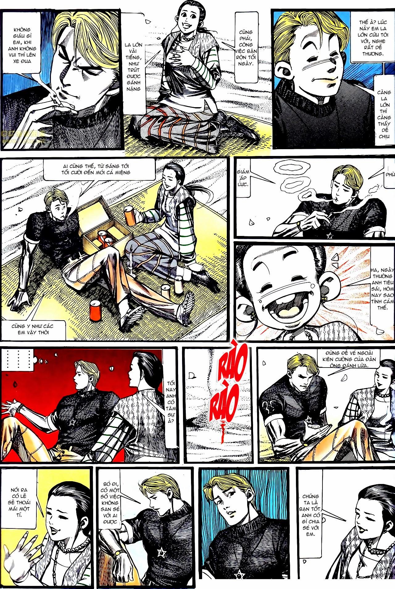 Người Trong Giang Hồ chapter 134: tấn công bảo nhi trang 20