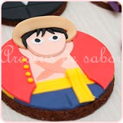 Galletas One Piece