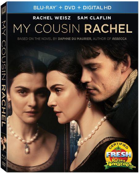 My Cousin Rachel 2017 1080p Bluray H264 AAC-RARBG