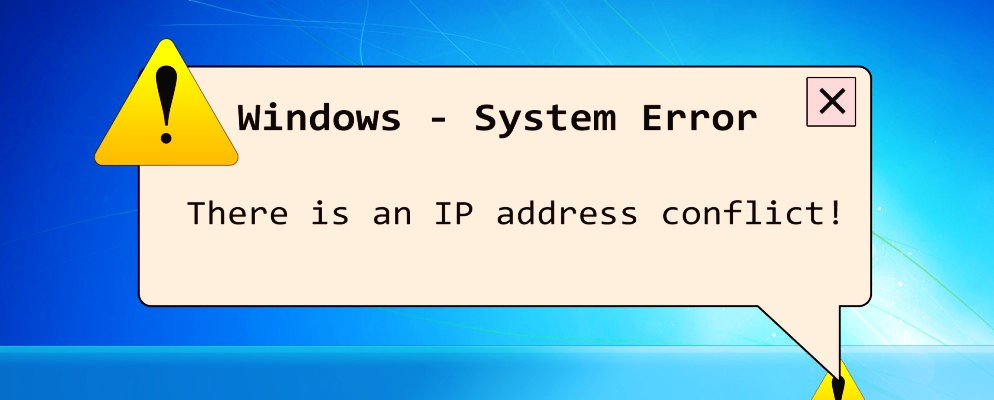 What Is an IP Address Conflict? How Is An IP Address