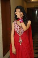 Mahima in super cute Red Sleeveless ~  Exclusive 88.JPG