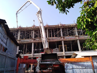 Harga Beton Cor Ready Mix Jakarta Utara