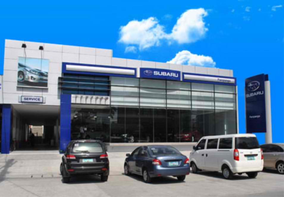 subaru to re open in pampanga philippine car news car reviews automotive features and new. Black Bedroom Furniture Sets. Home Design Ideas