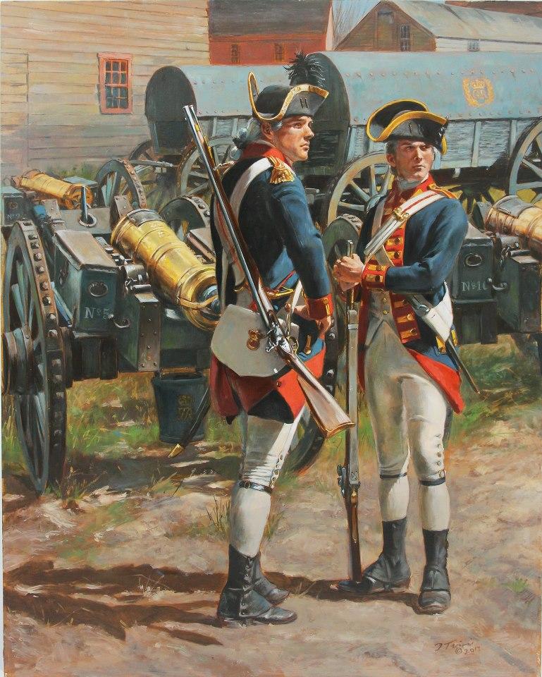 Der Alte Fritz Journal Awi British Artillery