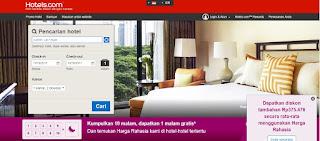 4 Keuntungan Pesan Hotel lewat Internet
