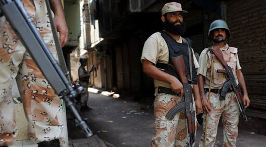 Rangers tell Karachiites to carry original CNICs.