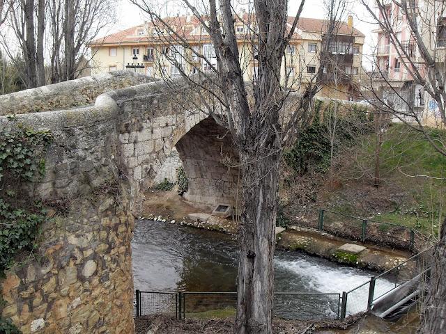 puente de piedra aranda del duero
