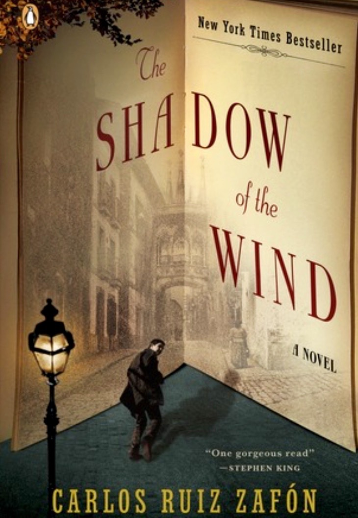 The Shadow of the Wind – Book Review
