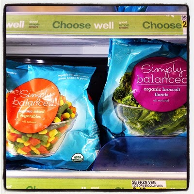 Vegan Vegetarian Food Groceries Target Organic Frozen Vegetables