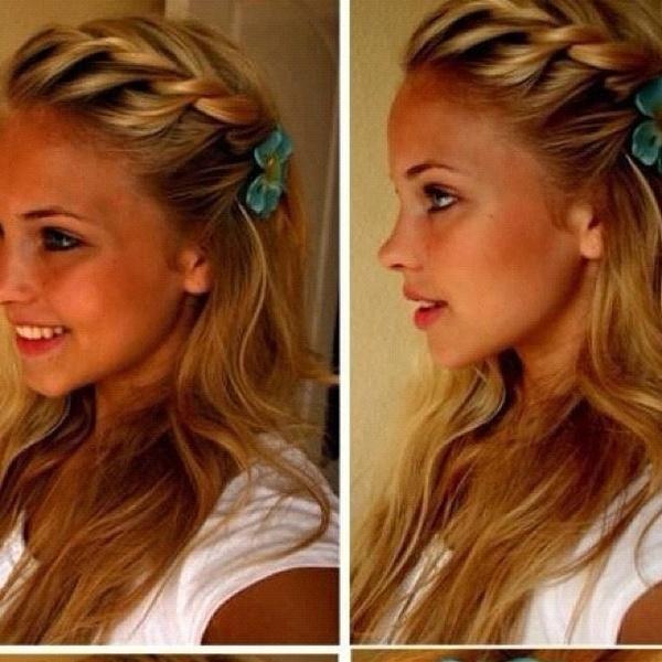 Sassy&classy: How To: French Braid Twist