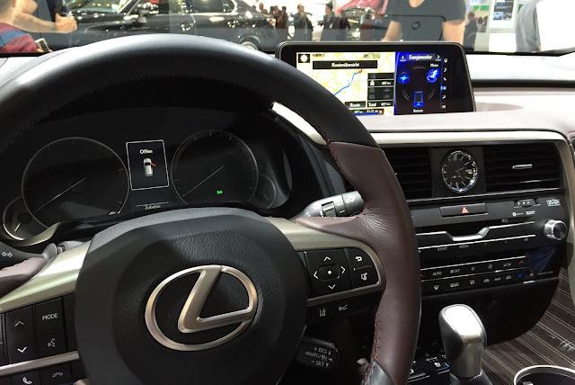 LEXUS RX new-type 新型レクサスRX3