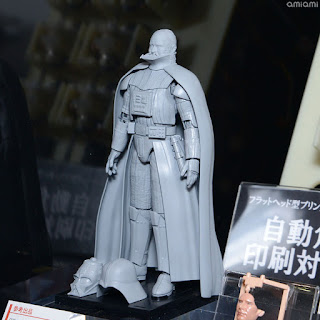 Bandai en el Wonder Festival 2018 Winter