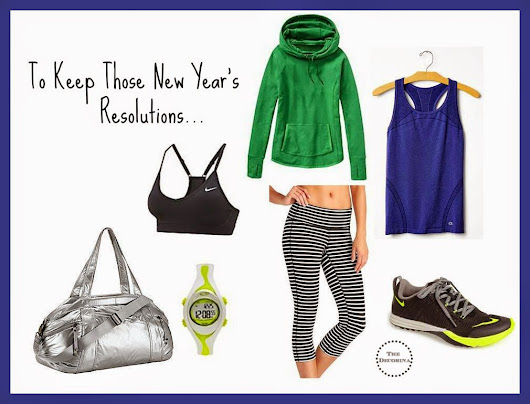 For Those Resolutions