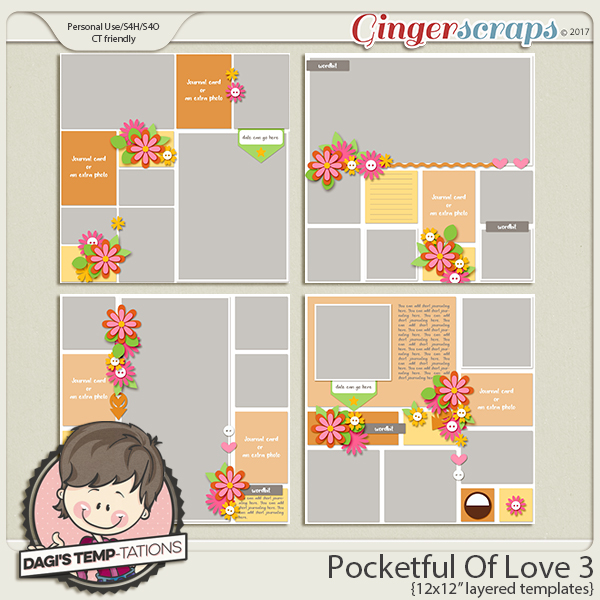 Dagi's Temp-tations Pocketful of Love3