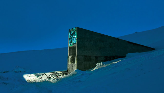 "Norway wants to rescue us from the apocalypse with an extended ""Doomsday Vault"""
