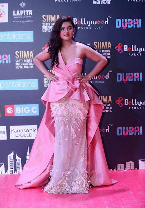 Malvika Sharma at SIIMA 2018