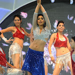 Shriya Saran Dance Performance At CCL Finals Stills
