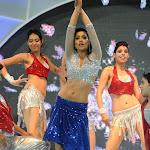 Shriya Saran Dance Performance At CCL Finals Stills