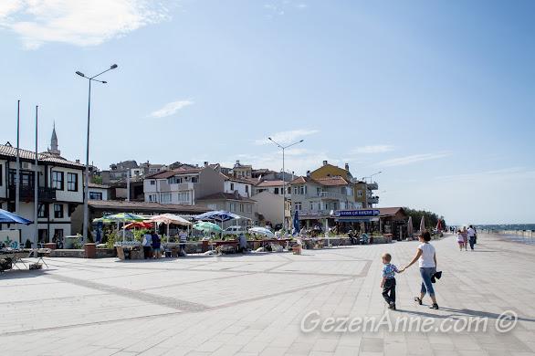 Marmara denizi kıyısındaki Trilye gezimiz, Bursa