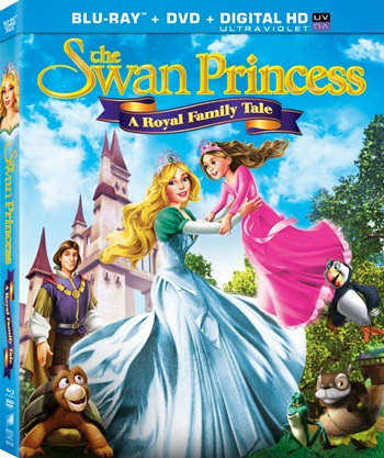The Swan Princess: A Royal Family Tale 1080p HD Latino Dual