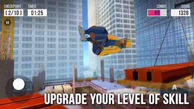 Parkour Simulator 3D v1.3.31 Моd APK3