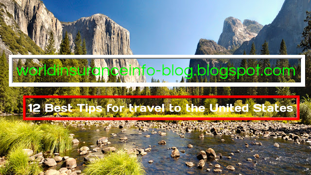 12 Best Tips for travel to the United States || How to Travel Across the United State