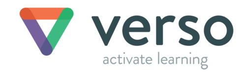 verso website logo