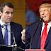 L'équipe de Macron essaierait d'organiser une rencontre avec Donald Trump
