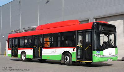 Solaris Trollino 12 dla Lublina