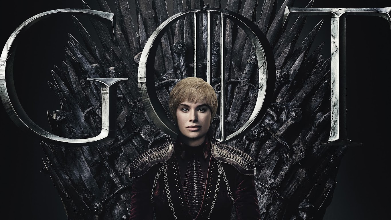 Cersei Lannister Game Of Thrones Season 8 4k Wallpaper 35