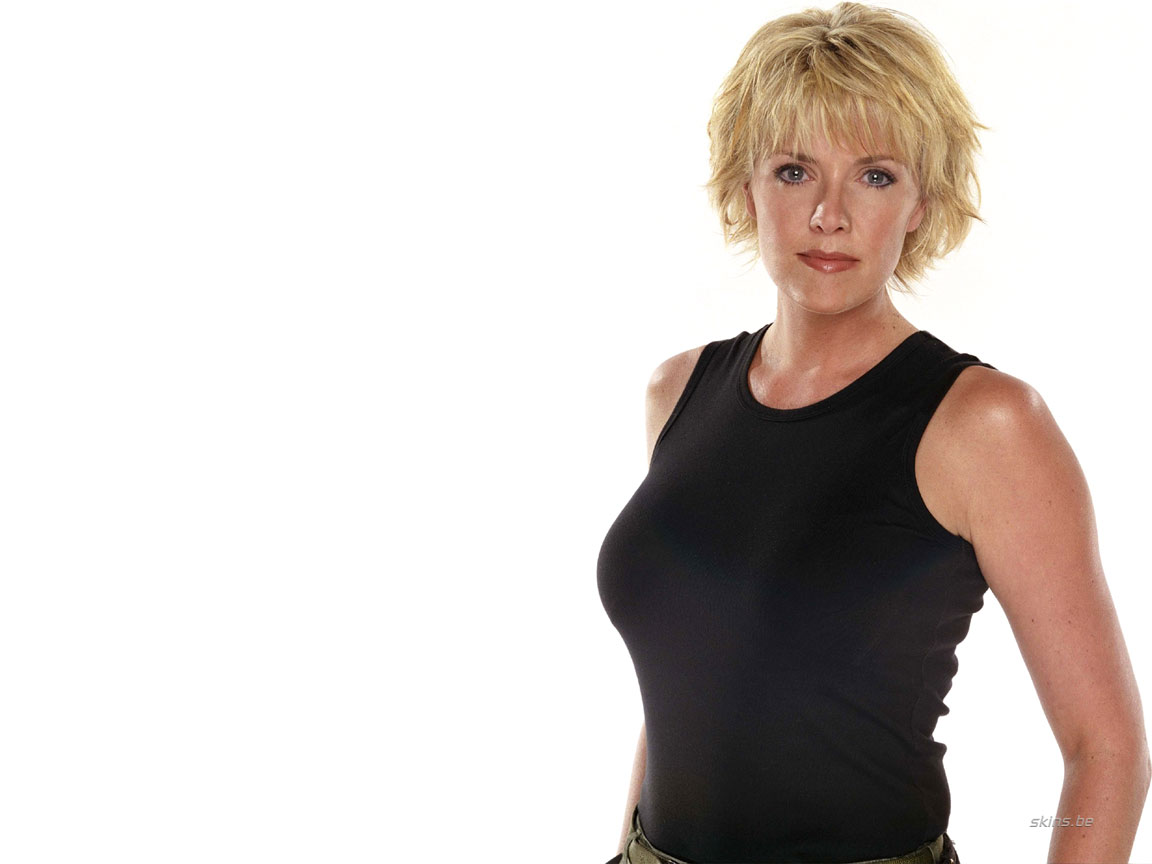 Stuck amanda tapping The Void