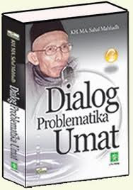 Jual Buku Dialog Tasawuf Kyai Said | Toko Buku Aswaja Yogyakarta