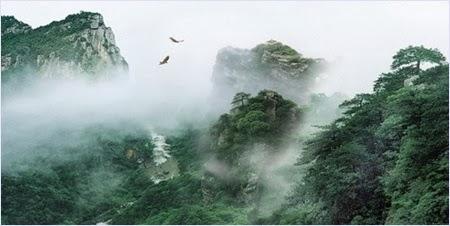 เทือกเขาหลูซาน (Mount Lu / Lushan)