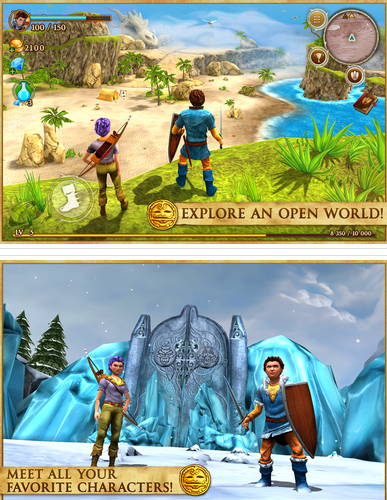 Beast Quest v1.0.2 Apk Mod [Money]